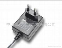 CE插牆式電源適配器