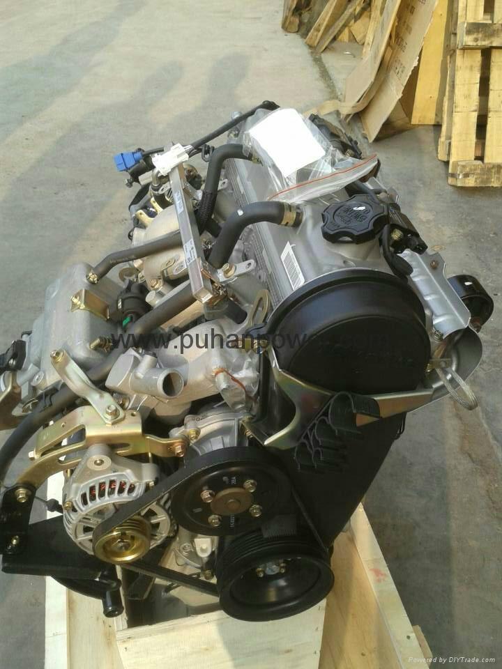 suzuki G13B engine 5