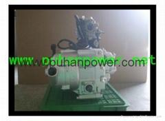 320cc cvt engine