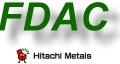 日本日立模具材料FDAC預硬高強度熱作模具鋼