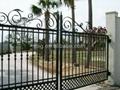 Wrought iron gate  3