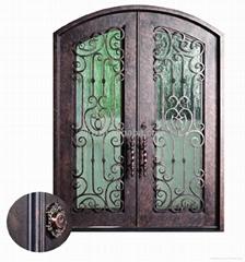 Alumininum Entrance Door