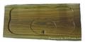 平板綠檀茶盤