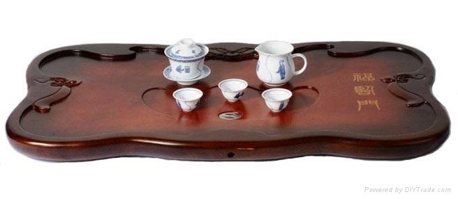 香蘭排水茶盤 4