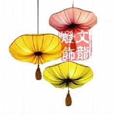 布艺海洋系列吊灯