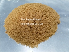 Raw brown cane sugar (VHP)
