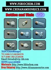 Fairy Dust Bottles, essential oil bottle pendants,