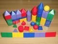 Educational Supplies - Geo Shapes and Geo Math Solid