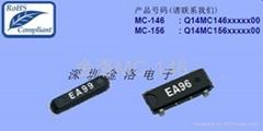 MC-146晶振32.768KHZ系列