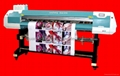 ECO solvent outdoor printer 1440dpi with