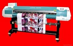ECO solvent outdoor printer 1440dpi with original Epson DX5 head
