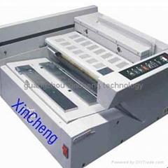 Automatic Desk-top Glue Binding Machine