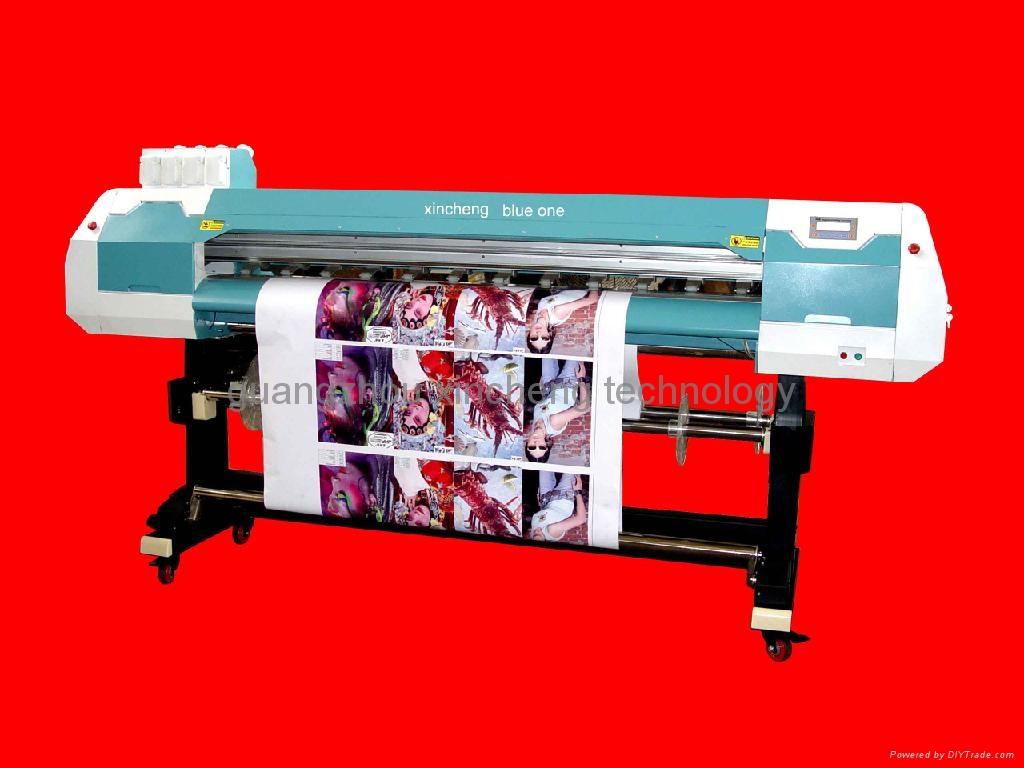 digital decal printing machine