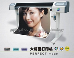 wide large format inkjet printer with