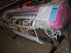 ECO solvent printer with DX5 head-XC1800