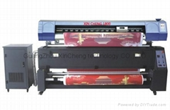 fast 1.8m fabric direct printing machine