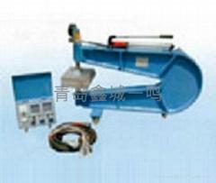 点式胶带液压硫化接头机