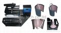 multifunction mug heat transfer machine