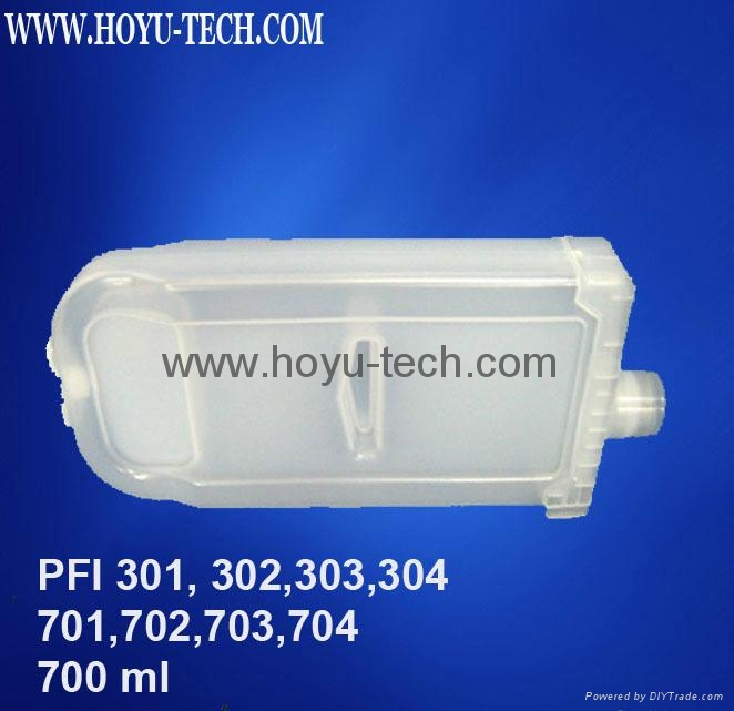 PFI-701 700ml  填充墨盒 5