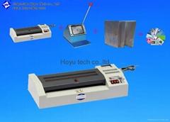 cold and hot laminators