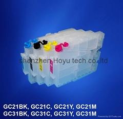 Ricoh GX7000/3000 填充墨盒