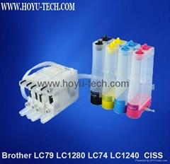 MFC6510DW, J6710DW  供墨系统