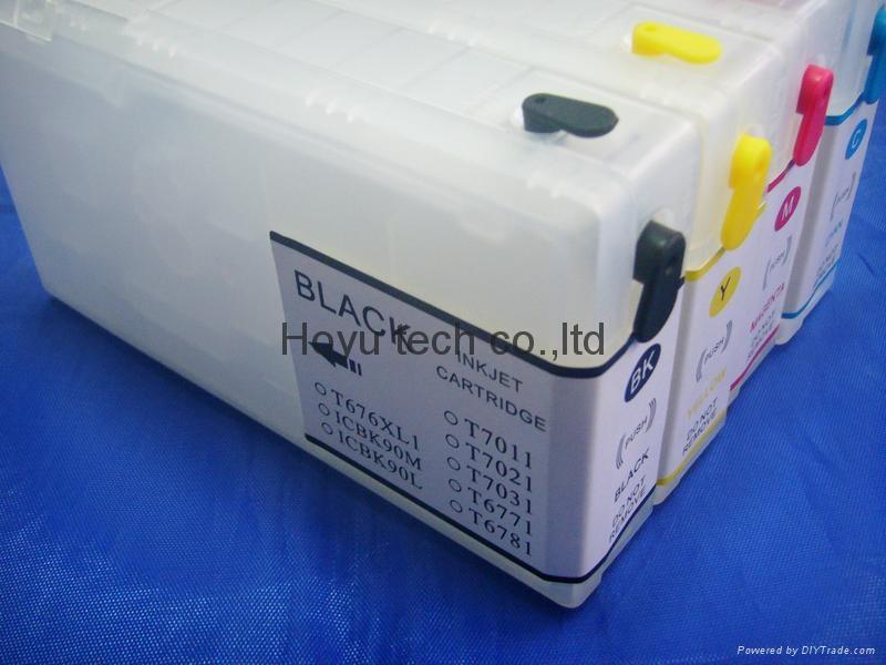 WP-4531/4011/4511/4521 填充墨盒 2