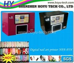 Digital nail art printer