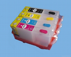 Refillable cartridge for HP4625/4615/3525/5525 HP 670 685  655