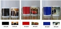 color changed mugs for sublimation