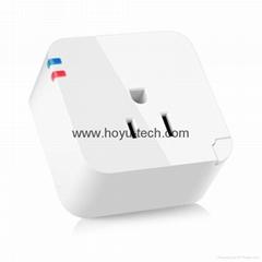 Remomet control smart home wall socket WIFI plug wifi socket