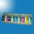 SureColor SC-P600 Refillable cartridge bulk ink cartridge  7