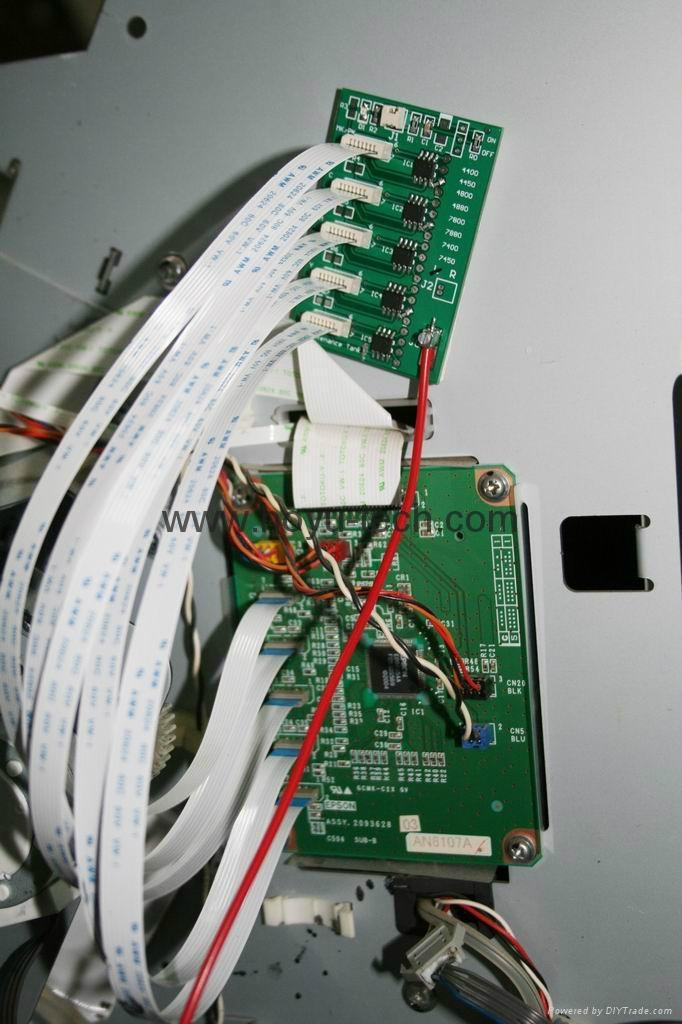 Chip decoder for epson 4880/7880/9880 4