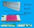 Mimaki jv33 供墨系統Mimaki 填充墨盒