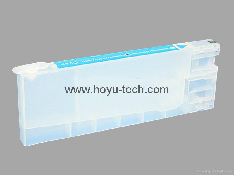 D700填充墨盒供墨系统 4