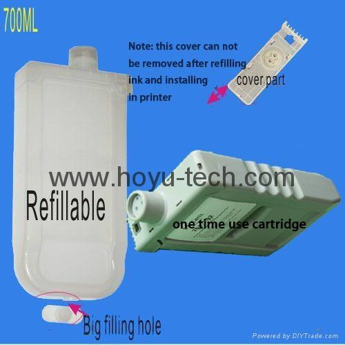 PFI-701 700ml  填充墨盒 3