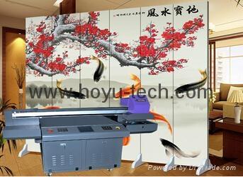 UV 平板打印机 7
