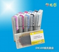 Refillable Ink Cartridge for Fuji DX100 Refill Ink Cartridges with Chip