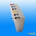 T790 T795 T610/T1100/T1120 (HP72) 填充墨盒 4