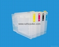 refillable ink cartridge T7551-T7554 for