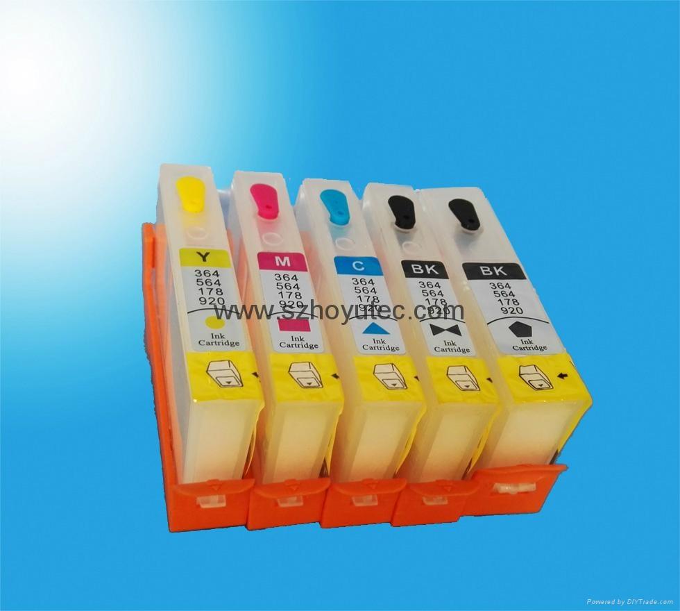 HP 934 935 refillable cartridge for hp 6230 printer cartridge 4