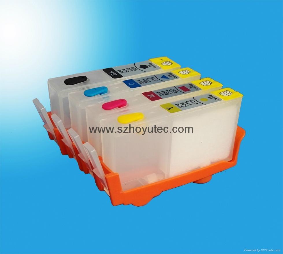 HP 934 935 refillable cartridge for hp 6230 printer cartridge 8