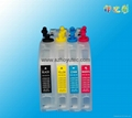 LC223 LC225 For Brother Ink Cartridge LC223 K C M Y Refillable Ink Cartridge