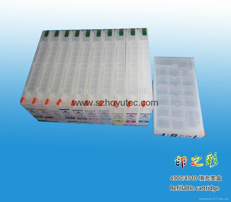 4900/4910 填充墨盒 3