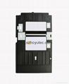PVC打印白卡愛普生R230 R290 R330 T50直接打印白卡噴墨塗層直印