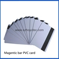 printable magnet PVC IC card PVC ID card for L800 L801 T50 P50 printer
