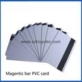 printable magnet PVC IC card PVC ID card