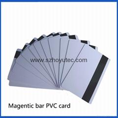 磁条涂层PVC 卡