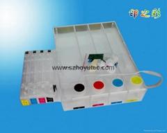 填充墨盒  hp 980供墨系统 hp x555dn