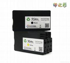 HP 954 XL 954XL  Remanuf